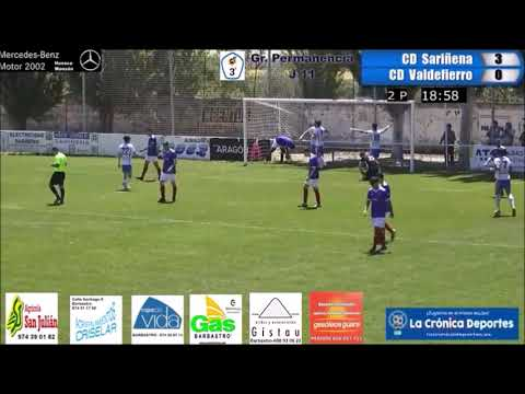 (LOS GOLES TERCERA DIVISIÓN 06.06.21) Jornada 11 en el grupo de permanencia / Fuente YouTube Raúl Futbolero
