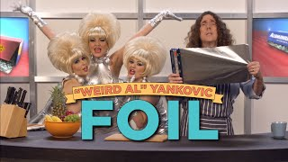 "Exclusive ""Weird Al"" Yankovic Music Video: FOIL (Parody of ""Royals"" by Lorde)"
