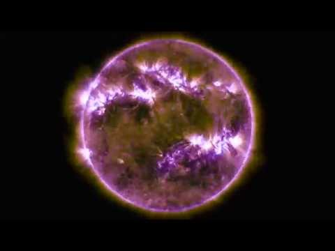 5 Year Time-lapse of the Sun