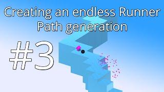 3. Unity 5 tutorial: Simple Endless Runner - Path generation