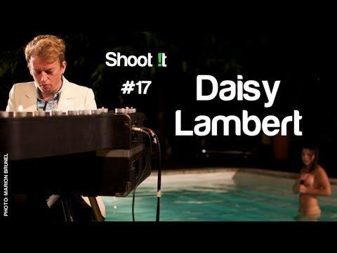"""Shoot !t #17 Daisy Lambert """"La femme fontaine"""" (Piscine Session)"""
