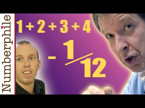 Baixar ASTOUNDING: 1 + 2 + 3 + 4 + 5 + ... = -1/12