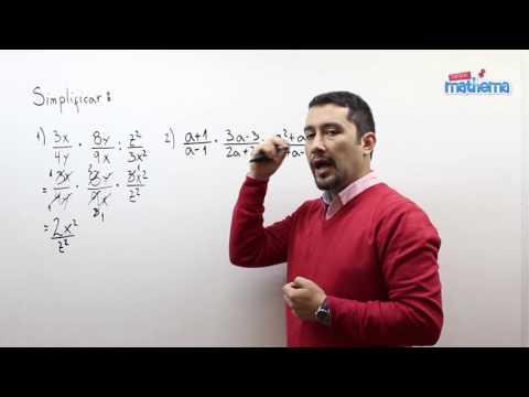 Fracciones algebraicas 16