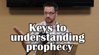 The BEST Bible proof, KEYS to prophecy & not-so-blind faith