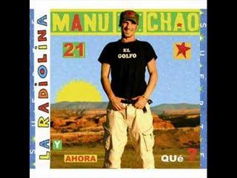 Manu Chao - Bala Perdida