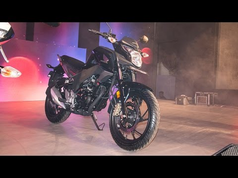 Honda CB Hornet 160R :: WalkAround video review :: ZigWheels
