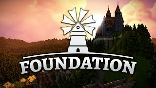 Foundation - Peace, Prosperity, and Doom Fortresses