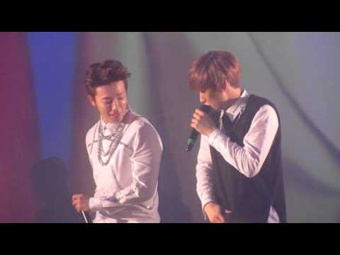 Second Ment -  Donghae and Eunhyuk in London 20141113