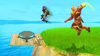 Most Epic ESCAPE From THANOS   Fortnite WTF, Troll & Funny Moments #19