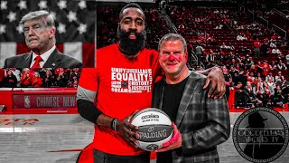 James Harden & Other Houston Rockets Want Out Because Owner Tilman Fertitta is a Trump Support!!!