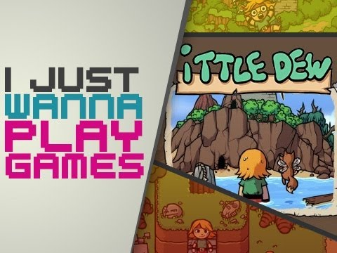 ITTLE DEW! - I JUST WANT TO PLAY GAMES! - Smashpipe Games
