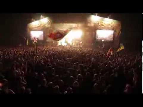 Zdob si Zdub (live #zaxidfest 2013)