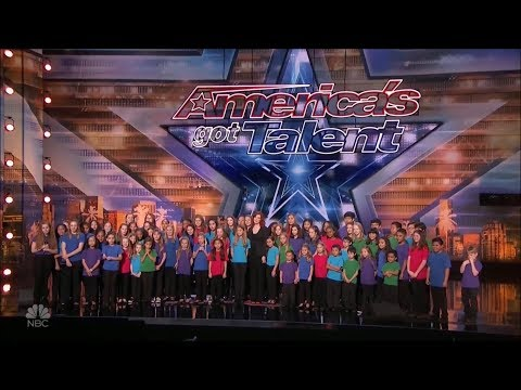 'This Is Me' The Greatest Showman Cover by Voices of Hope Children's Choir | America's Got Talent