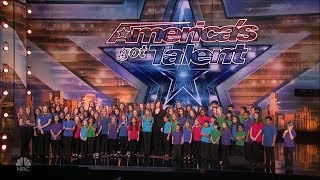 'This Is Me' The Greatest Showman Cover by Voices of Hope Children's Choir   America's Got Talent