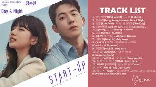 [Full Part. 1~15] 스타트업 OST (START-UP OST ) Playlist FULL ALBUM