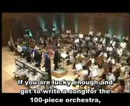 Blue Man Group - PVC IV with Orchestra (English subtitles)