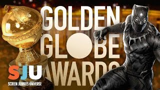 Black Panther Best Picture! Golden Globe Nominations 2018! - SJU