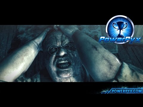 The Evil Within - Home is Where the Hospice is Trophy / Achievement Guide (Chapter 4)