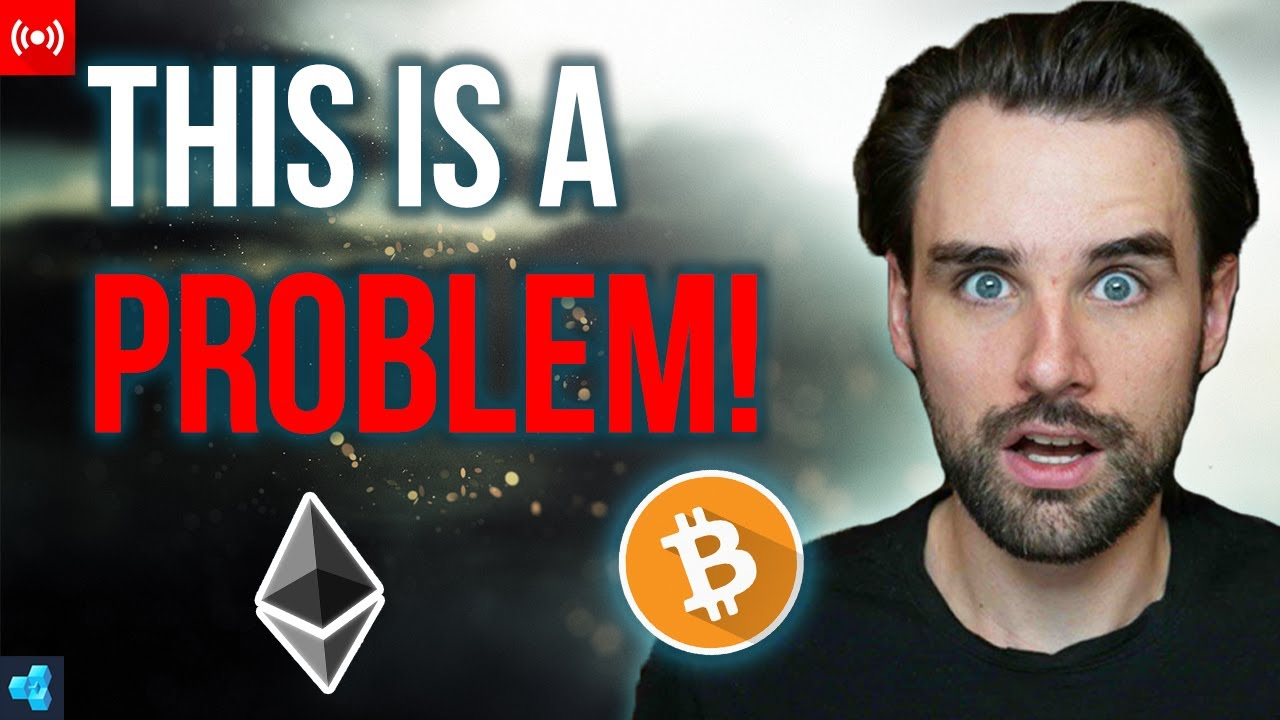 🔴This is a BIG Problem for Crypto