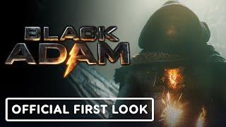 Black Adam - Official First Look Teaser Trailer   DC FanDome 2021
