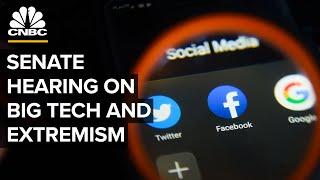 Big Tech addresses extremism online at Senate hearing – 09/18/2019