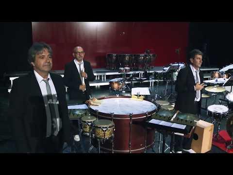 Trio X Uno AMORES GRUP DE PERCUSSIÓ
