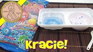 DoDotto Tsubupyon Grape Jelly Octopus DIY Japanese Candy ~どどっと つぶぴょん!~ - Kracie