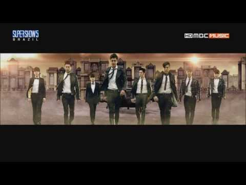 FULL HD SUPER SHOW 5 WORLD TOUR   OPENING VCR