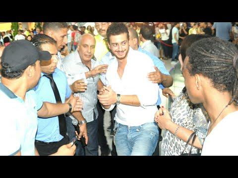 سعد المجرد يعود إلى المغرب !