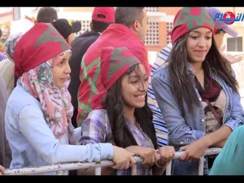 بالفيديو..زيارة الملك محمد السادس للصحراء، كما لم تشاهدونها من قبل.