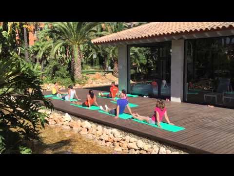 Animación 2015 | Stretching con Ivan