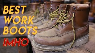 Greatest Value Work Boots