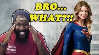 I'm About DONE w/ SocialJustice Gir.. I Mean, Supergirl