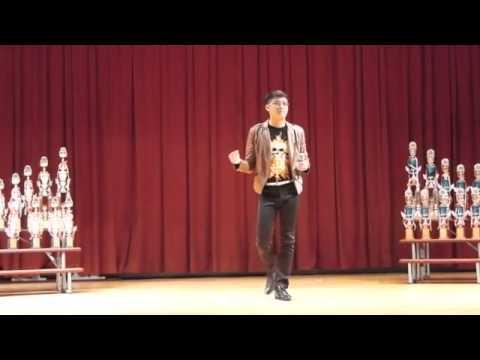 103 03 16彰化國際蘭馨盃全國歌唱比賽 社青組決賽6號 陳重光 勝者為王