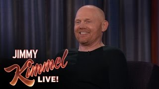 Bill Burr on New Baby & The Patriots