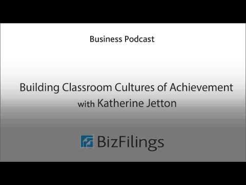 Building Classroom Cultures of Achievement
