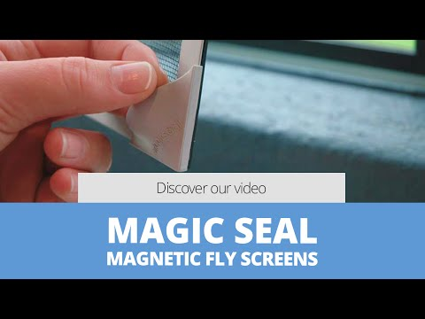 Magnetic Fly Screens: Receive the Best Door and Window Screens