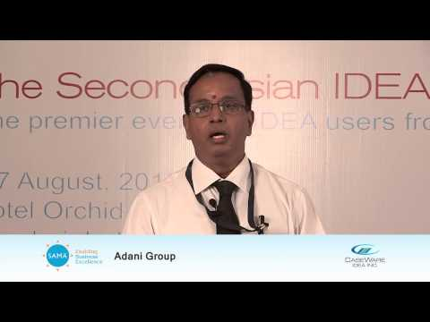 K S Sundaraman, Group Head MAAS, Adani Group