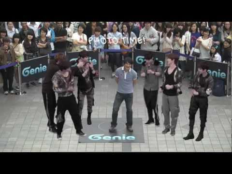 EXO-K _ AR SHOW with Genie(2012.05.12.) _ S05 'One point lesson with SUHO & KAI' in Seoul, Korea