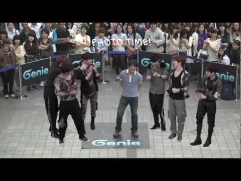 EXO-K _ AR SHOW with Genie(2012.05.12.) _ S05 'One point lesson with SUHO & KAI' in Seoul, Korea