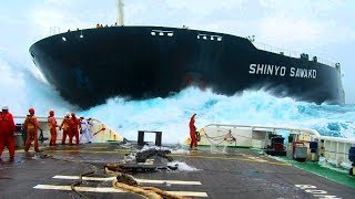 /10 biggest ships on earth