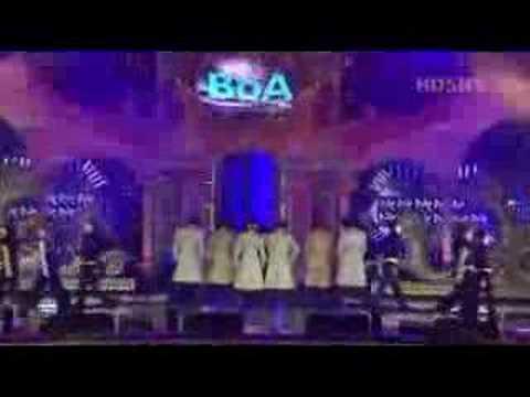BoA My Name & Spark Live