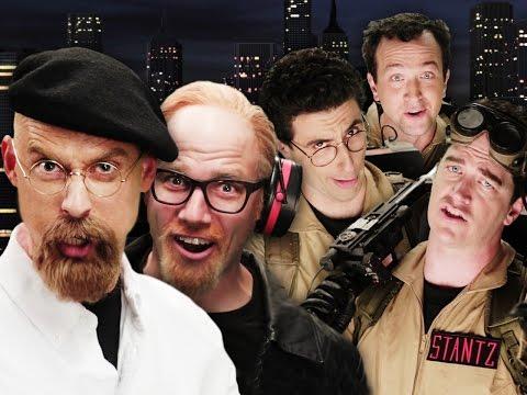 Baixar Ghostbusters vs Mythbusters.  Epic Rap Battles of History Season 4.