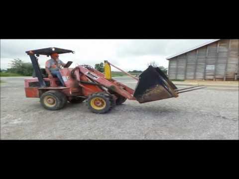 Willmar Wrangler wheel loader for sale | no-reserve Internet auction September 21, 2016