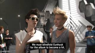 [ENG] All About Super Junior DVD - Sexy, Free & Single MV Making