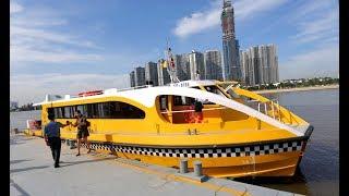 Bí mật tàu buýt 5 sao sông Sài Gòn duy nhất ở Việt Nam: Bạn thử chưa?