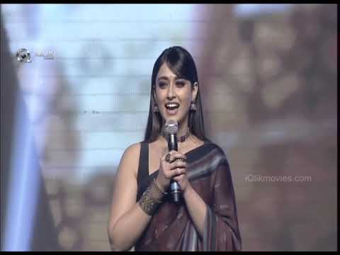 Actress Ileana Emotional and Excited Speech