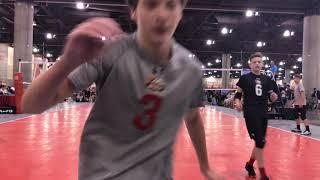BJNC '18: OCVC V Cincinnati - 14's Open