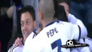 اهداف مباراة ريال مدريد ورايو فاليكانو 17-2-2013