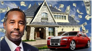 5 expensive things owned by Ben Carson
